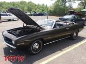 1969 Chevrolet Camaro Convertible - 302
