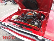 1970 Plymouth Road Runner - Engine