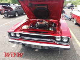 1970 Plymouth Road Runner Red - Front