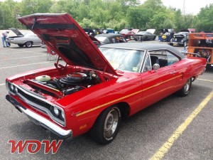 1970 Plymouth Road Runner - Red