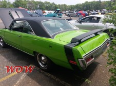 1971 Plymouth Valiant Scamp Rear