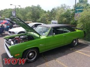 1971 Plymouth Valiant Scamp - Side