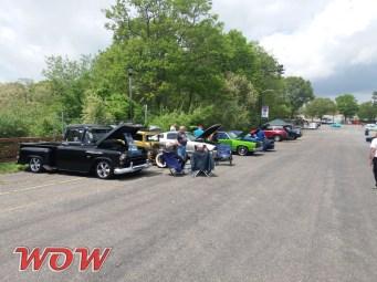 Long Island Car Show Farmingville NY - 16