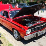 Plymouth Duster Red