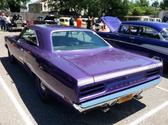 1970 Plymouth Road Runner - Rear