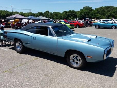 1970 Dodge Super Bee Side