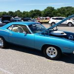 1970 Plymouth Cuda 440 Right