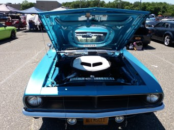 1970 Plymouth Cuda 440 Front