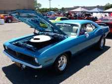 1970 Plymouth Cuda 440 Right Side