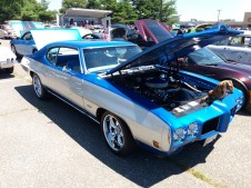 1970 Pontiac GTO Custom