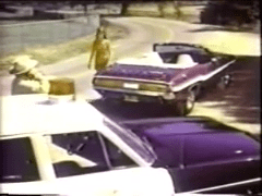 1970 Dodge Challenger R/T Convertible TV Commercial
