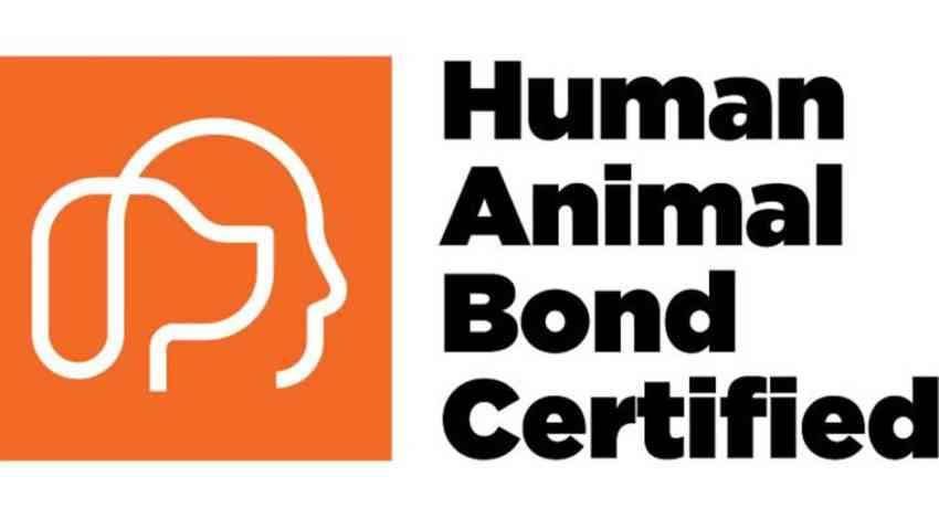 Human Animal Bond Certification logo