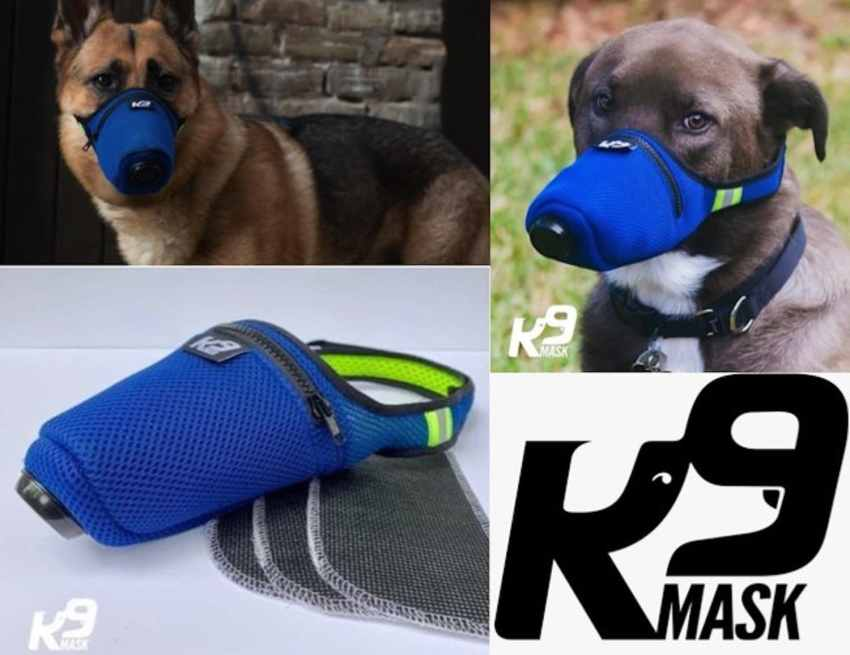 Air Filter Mask for Dogs