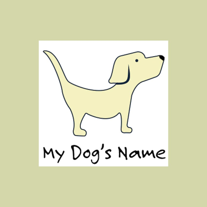 My Dog's Name logo