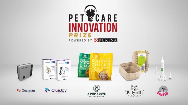Photo of the Pet Innovation winners