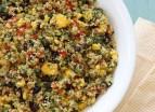 Black Bean Quinoa | http://www.skinnytaste.com/2012/08/southwestern-black-bean-quinoa-and.html