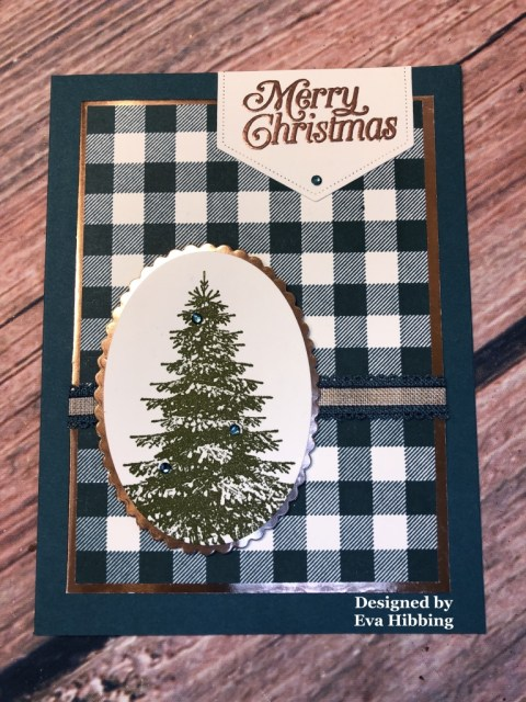 WOW Team Card Swap, Eva Hibbing, Stampin' Up!