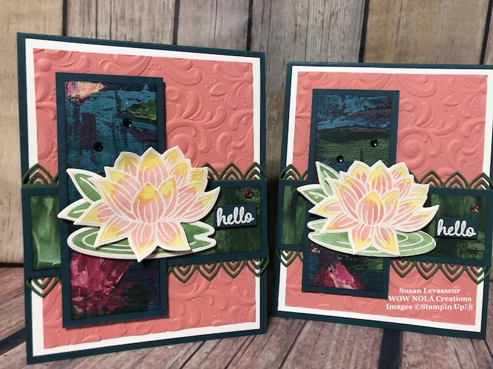 Lovely Lily Pad Sale-a-Bration