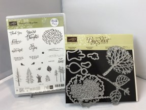 Die Bundle: Thoughtful Branches