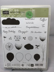 Stamp Set: Balloon Celebration