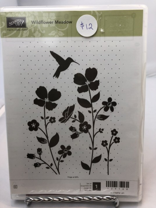 Stamp Set: Wildflower Meadow