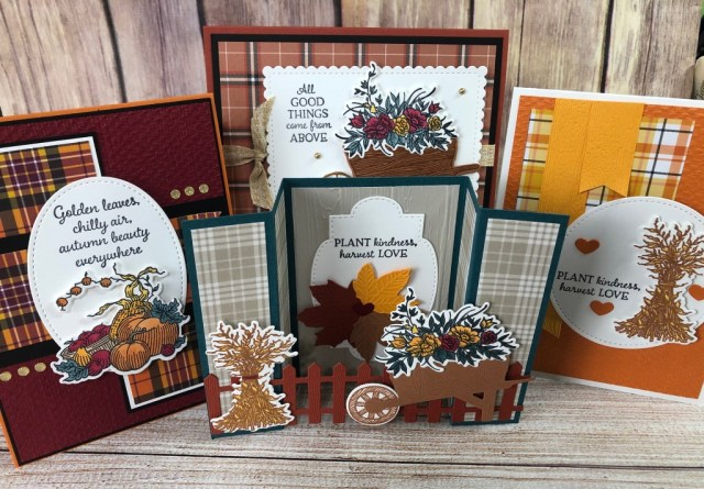 Autumn Goodness, WOW Class to GO!, Susan Levasseur, Stampin' Up!