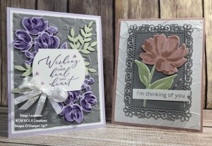 Sympathy Cards with Art Gallery