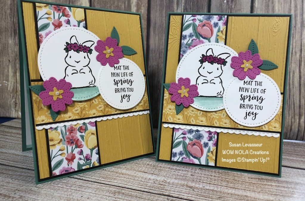 Create a Bright and Happy Easter Card