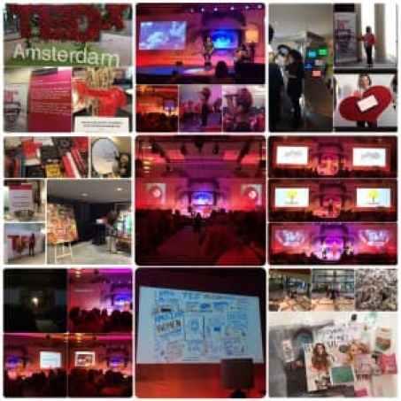 A glimpse into TEDxAmsterdamWomen 2015