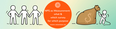 NPS as Measurement Series: What and Which Survey