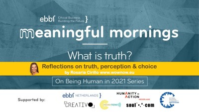 Reflections on truth, perception and choice
