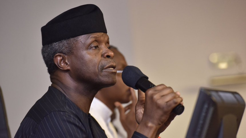 Osinbajo reveals what will happen to looted funds
