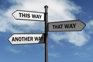 Why Believing on being wrong way increases?