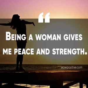 positive affirmations for woman