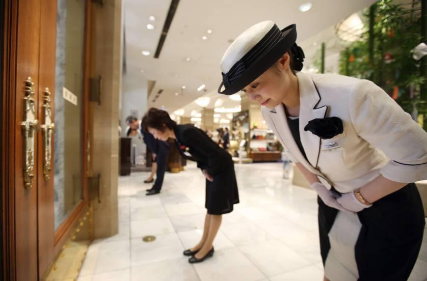 japanese service