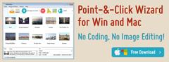 jQuery Slider w/o Coding : jQuery Slideshow : WOW