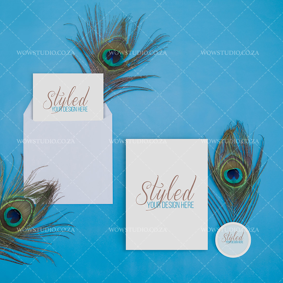 WOW Creative Design Studio Wedding Invitation Design