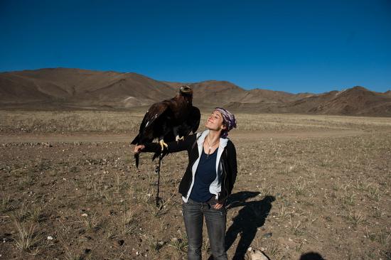 Viaggio in Mongolia di Giorgiana Scianca tra le aquile reali
