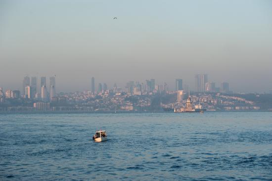 Istanbul, il Bosforo 550x370 pxl