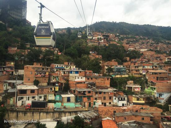 Telecabina Medellin-picture by Giorgiana Scianca