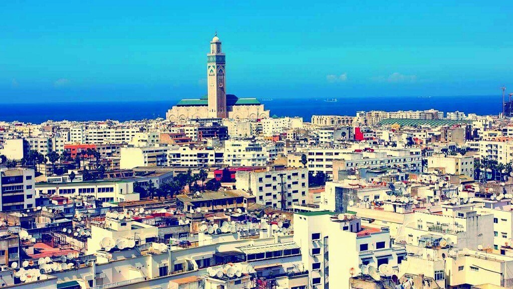 Pictures of Casablanca in Morocco