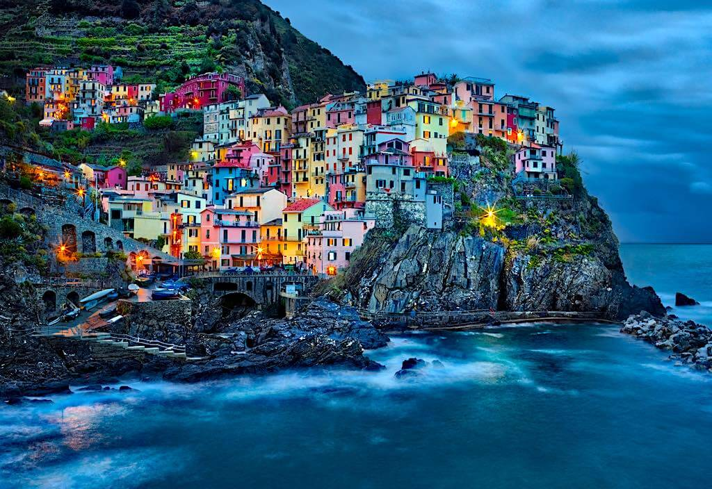 20 Cinque Terre , Italy by Trey Ratcliff:Flicker