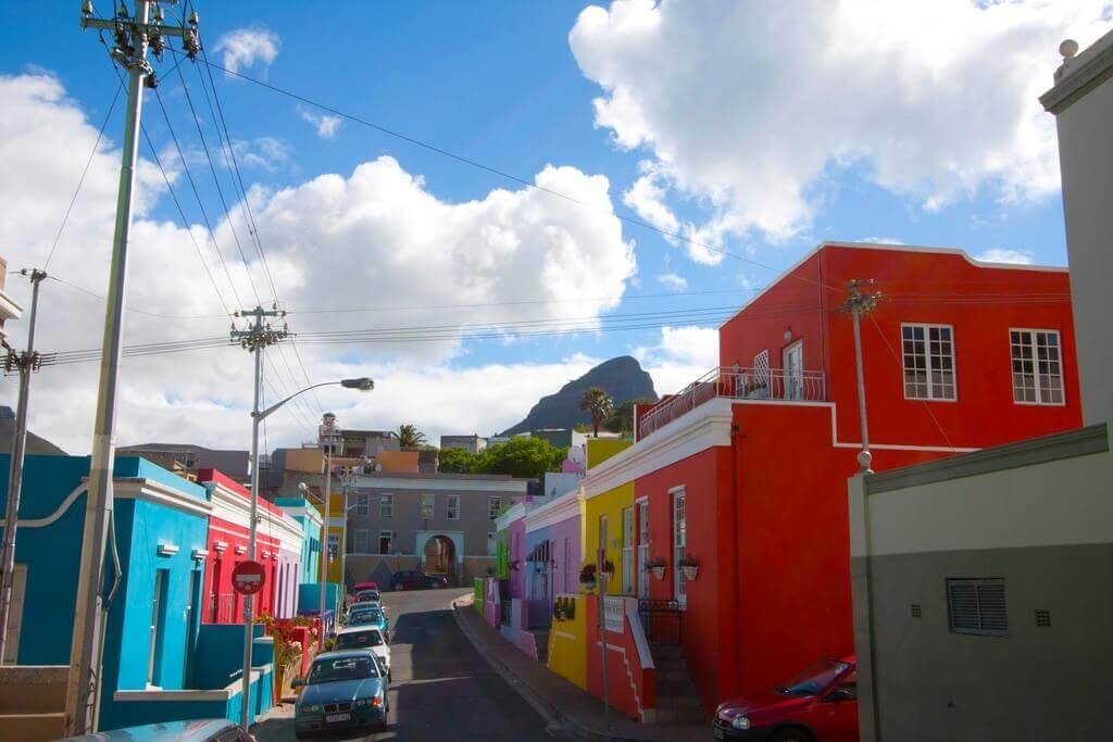 3 Bo-Kaap Cape Town, South Africa