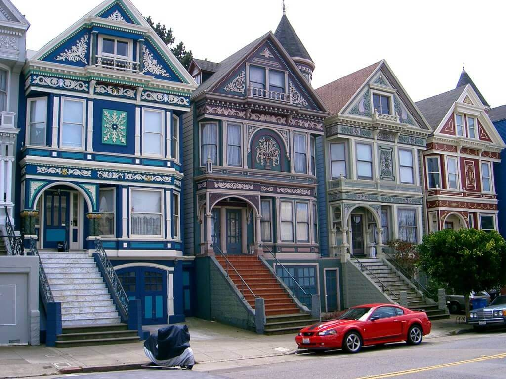 41 Haight-Ashbury, San Francisco, California