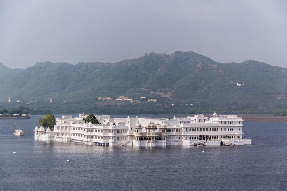Taj Lake Palace - by Arnie Papp:Flickr