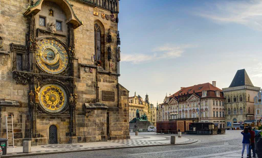 Old Town Astronomical Clock, Prague by Anguskirk/Flickr