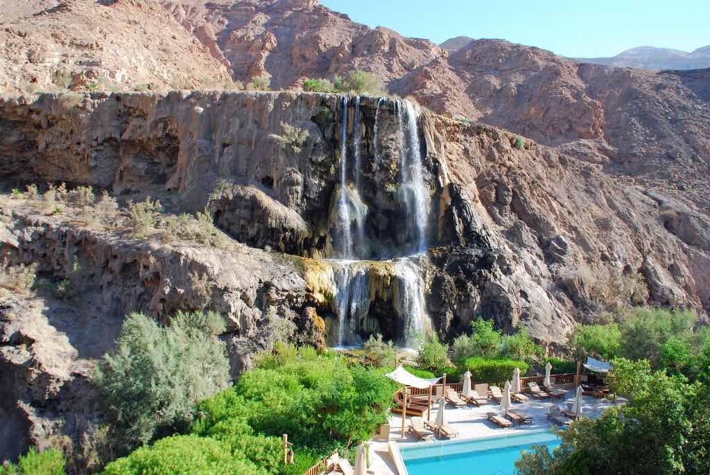 Ma'In Hot Springs, Jordan - by Rob - BBM Explorer:Flickr