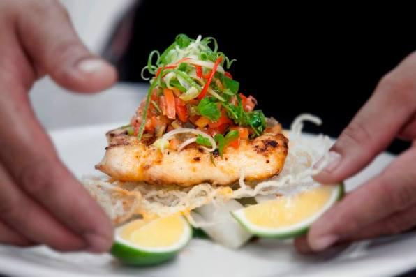 Delicious - Namale Resort & Spa Fiji 2015