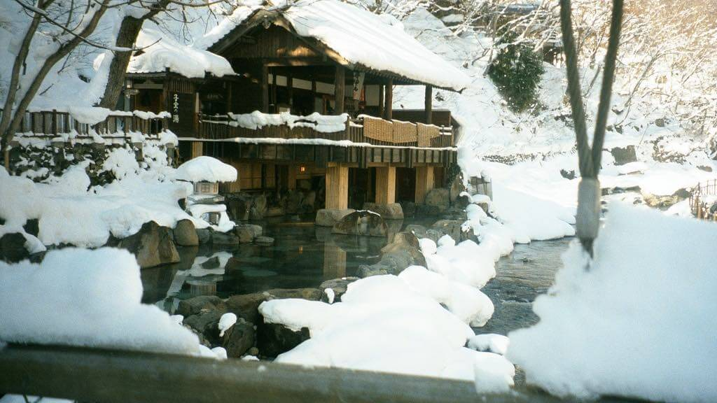 Takaragawa Onsen, Japan - by thezipper:Flickr