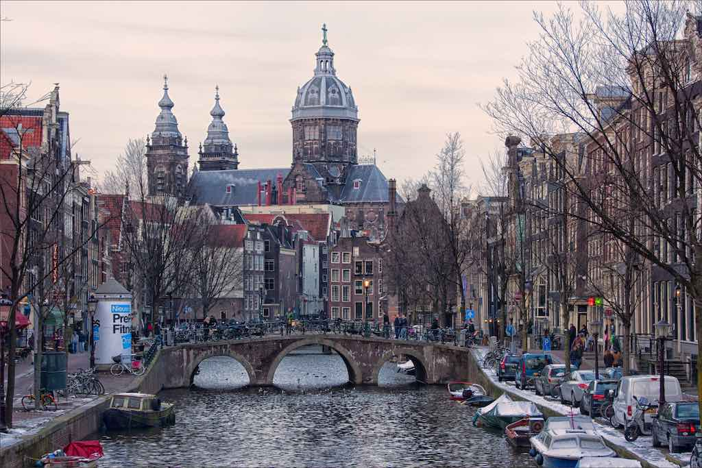 Amsterdam Canal Ring - by Bert Kaufmann:Flickr